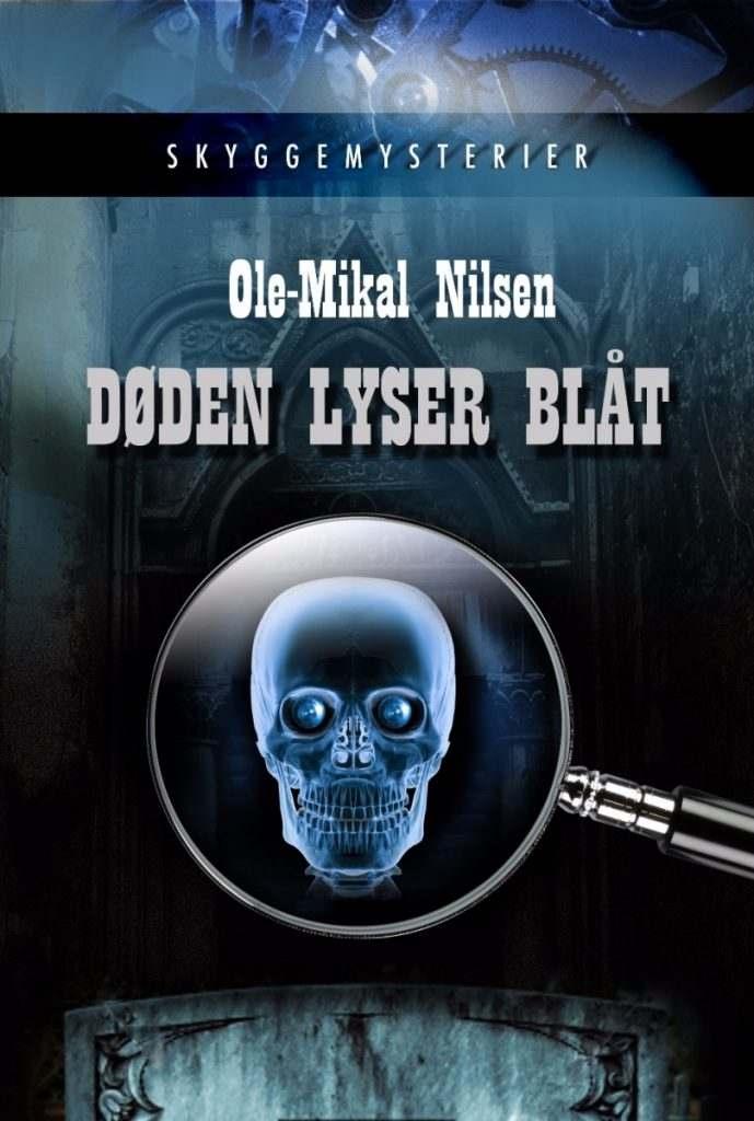DØDEN LYSER BLÅT master 689x1024 - Bogforsider Ungdomsbøger