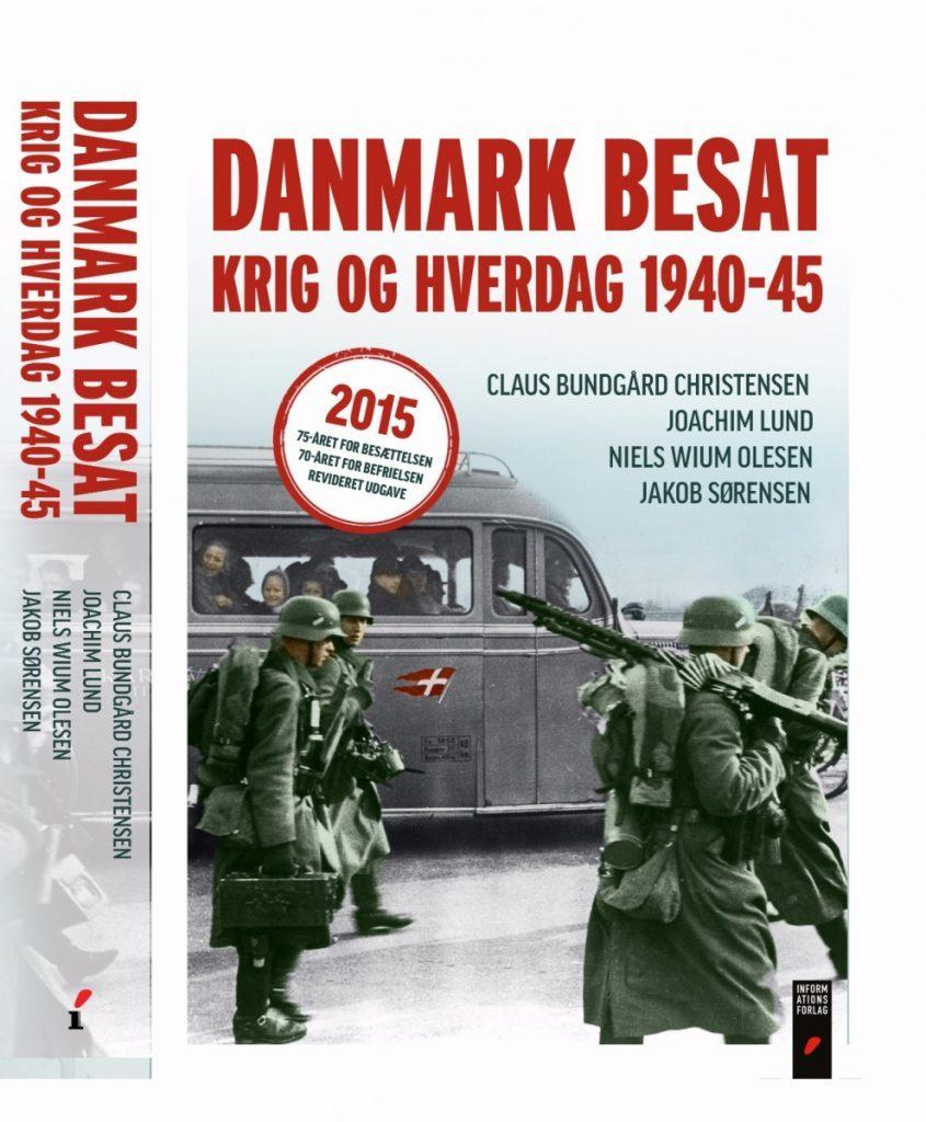 DANMARK BESAT Krig og hverdag 1940 45 FINAL 845x1024 - Bogforsider Fagbøger