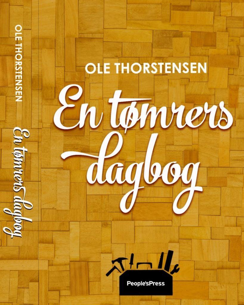 EN TØMRERS DAGBOG final 819x1024 - Bogforsider Fagbøger