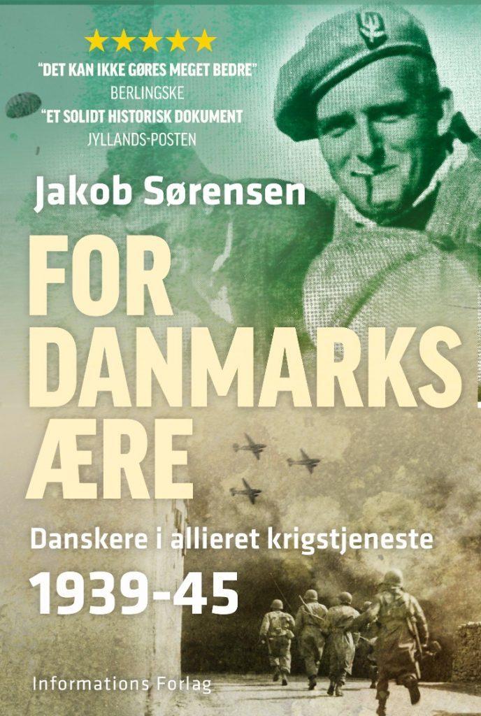 FOR DANMARKS ÆRE 7 688x1024 - Bogforsider Fagbøger