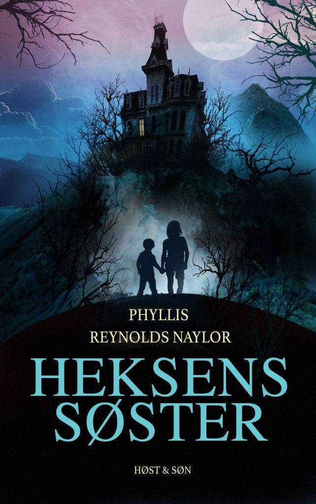 HEKSENS SØSTER FINAL 2 643x1024 - Bogforsider Ungdomsbøger