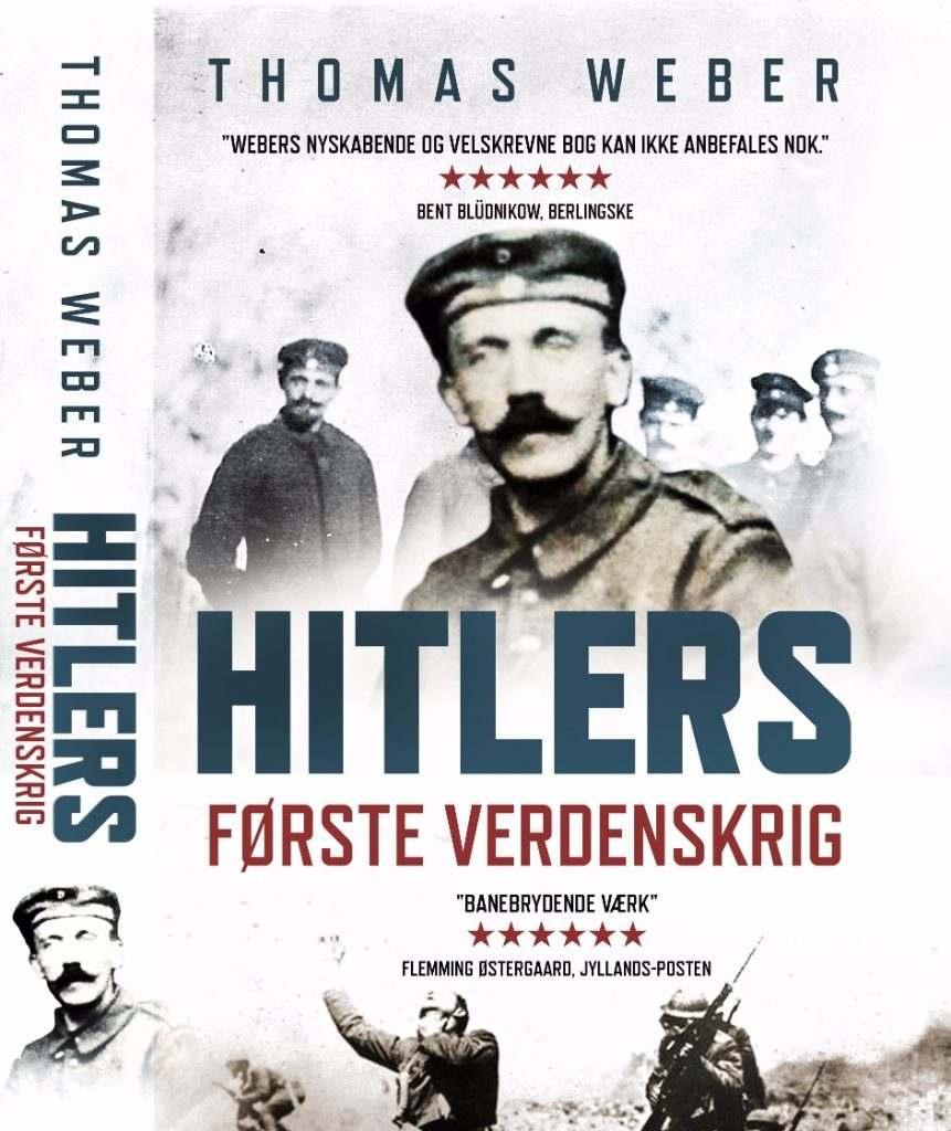 HITELERS FØRSTE VERDENSKRIG 9 861x1024 - Bogforsider Fagbøger