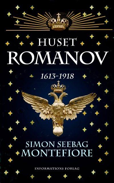 HUSET ROMANOV 5 - Bogforsider Fagbøger