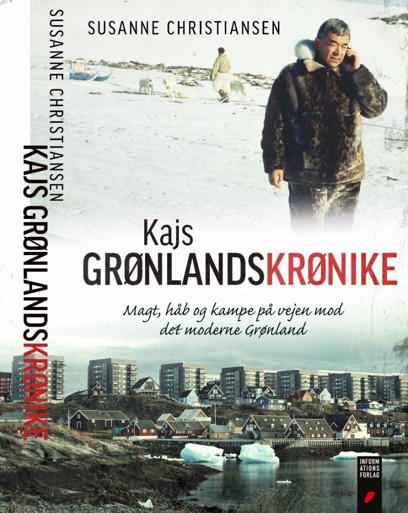 KAJS GRØNLANDSKRØNIKE FINAL 1 815x1024 - Bogforsider Fagbøger