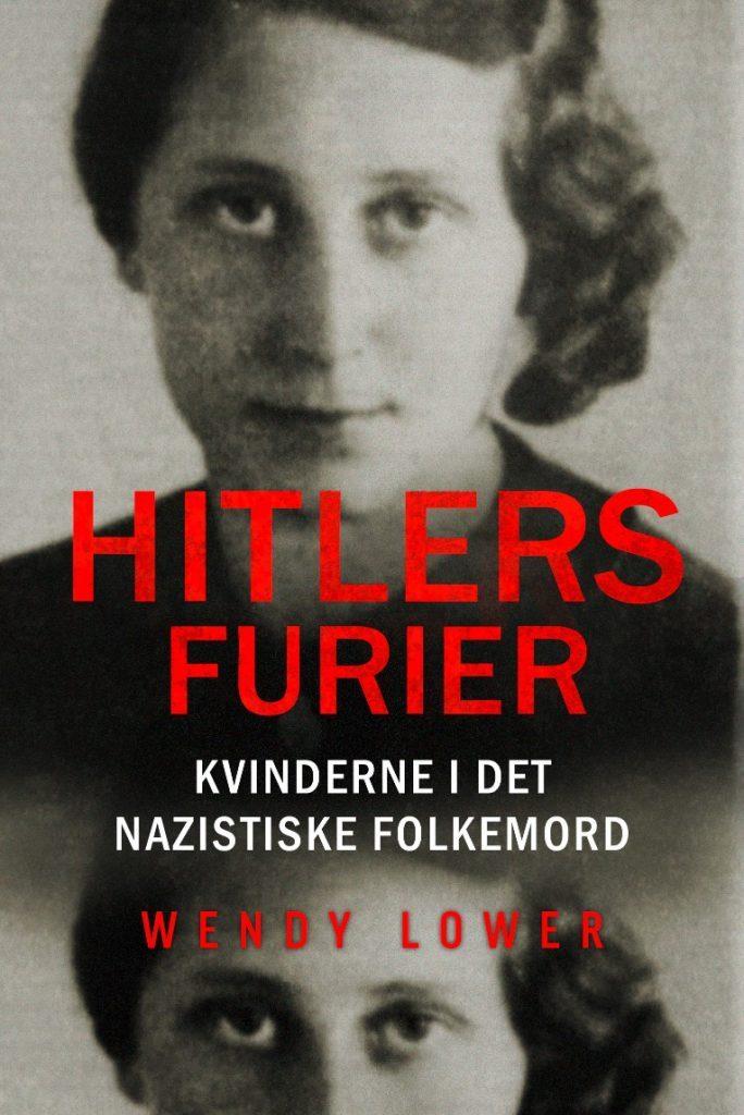 Kvinderne i Hitlers tjeneste forside 684x1024 - Bogforsider Fagbøger