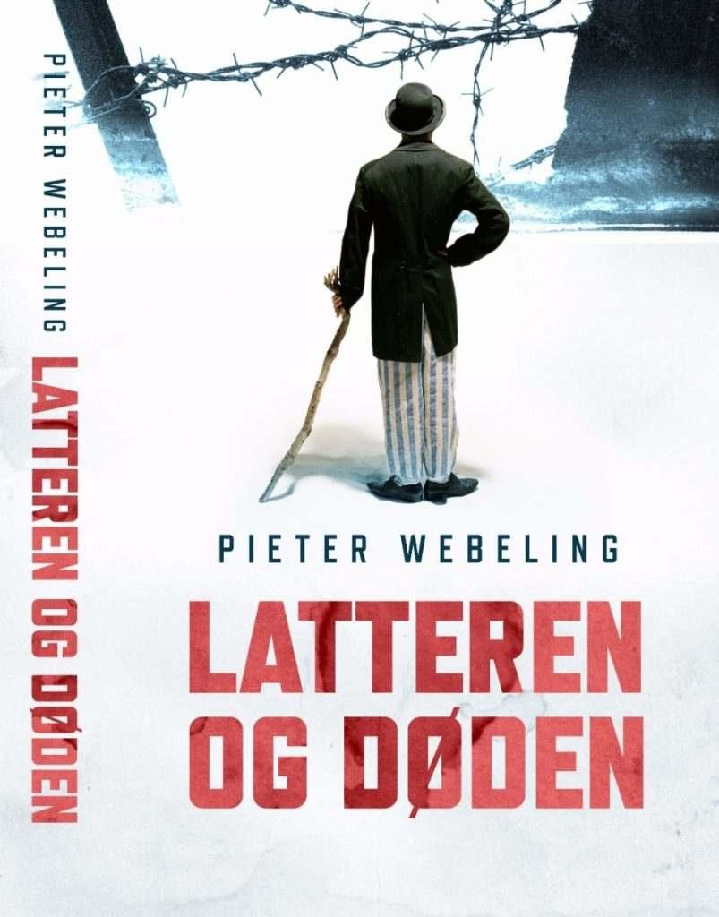 LATTEREN OG DØDEN 7 803x1024 - Bogforsider Skønlitteratur