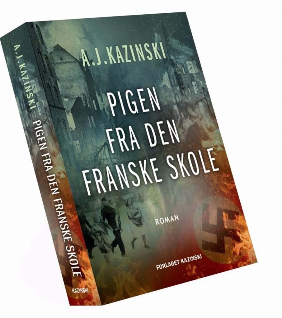 PIGEN FRA DEN FRANSKE SKOLE 3D BOG 906x1024 - Bogforsider Skønlitteratur