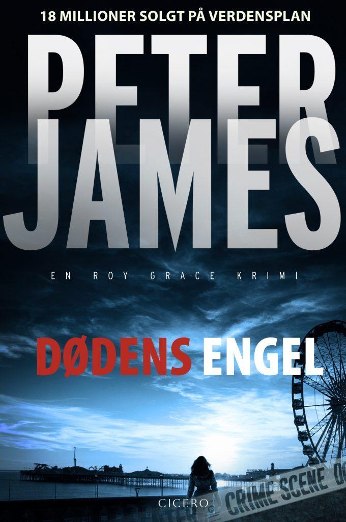 Peter James DØDENS ENGEL STOR 680x1024 - Bogforsider Krimi