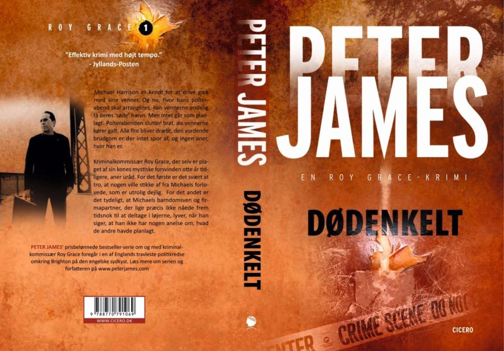 Peter James DØDENKELT1 1024x713 - Bogforsider Serier