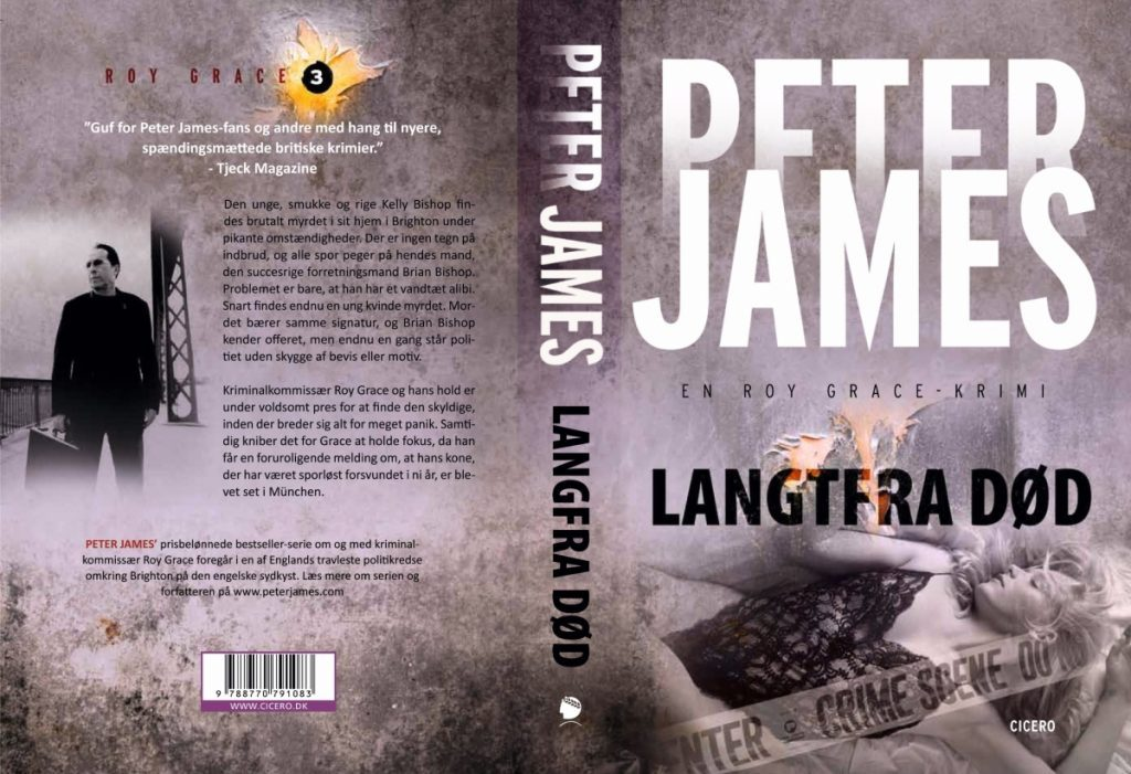 Peter James Langtfra død