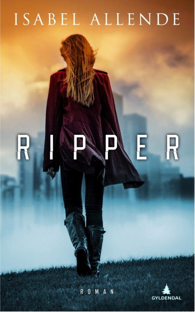 RIPPER 3 642x1024 - Bogforsider Skønlitteratur