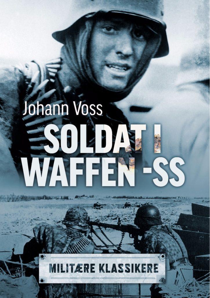 SOLDAT I WAFFEN SS 724x1024 - Bogforsider Fagbøger
