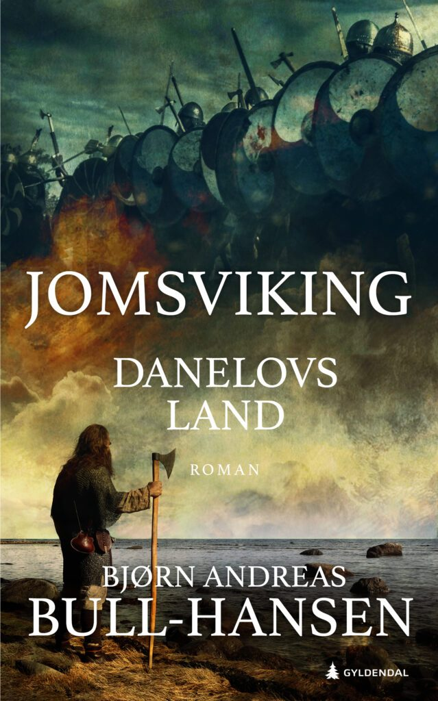 JOMSVIKING DANELOVS LAND original skaeg