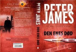 Peter James-Den enes død-paperback-